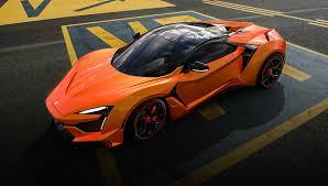 w motors lykan hypersport interior wmotors