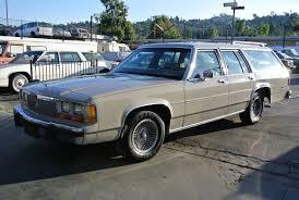 1987 Ford Escort Wagon Ford Crown Victoria Ltd Estate Wagon 1 Owner The Original Work