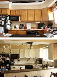 cheap kitchen remodel before and after outofhome