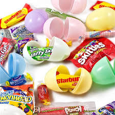 candy filled easter eggs candy eggs search trey s candy wishlist