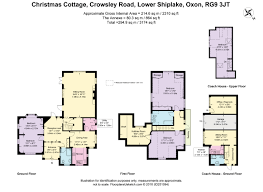 Coach House Floor Plans by Lower Shiplake Rg9 3jt Philip Booth Esq Property Services