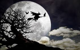 a bewitching history why witches ride broomsticks