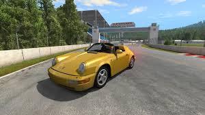 porsche 911 mods porsche 911 speedster 2 beamng drive mod