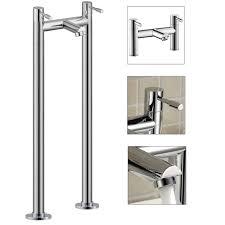 Shower Bath Mixer Designer Freestanding Bath Taps Pano Designer Freestanding Bath