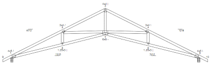 Truss Spacing Pole Barn Pole Barn Trusses Pole Barns Direct