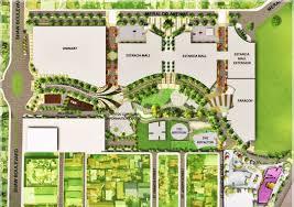 Podium Floor Plan by The Imperium Condominium Capitol Commons Ortigas Pasig