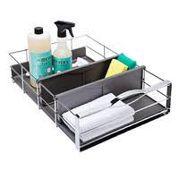 Pull Out Kitchen Cabinets Cabinet Organizers U0026 Kitchen Cabinet Storage The Container Store