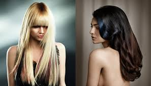 nice haircuts for long hair hair style and color for woman