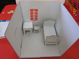 shine kids crafts paper crafts own design mini doll room