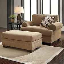 ashley furniture chair and ottoman signature design by ashley furniture kelemen amber chair and a