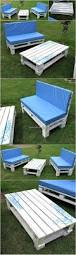 Patio Furniture Using Pallets by 613 Best Pallet Outdoor Furniture Images On Pinterest Wood