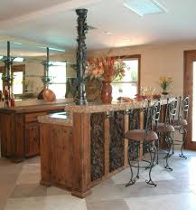Adding A Kitchen Island by Tuscan Decorating Ideas With Kitchen Island And Rustic Style