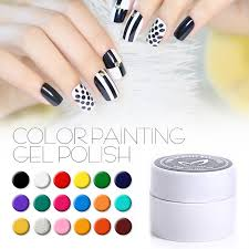 dp01 dp30 3d nail art gel nail paint polish draw painting colors