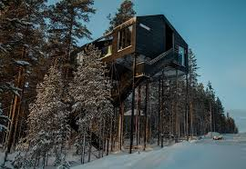 tree hotel sweden treehotel se the 7th room