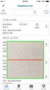 Expense Report App personnel management and expense reports app eexpense ecosagile