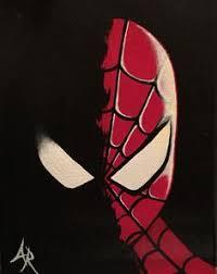 lego spiderman acrylic painting 28 50 arcrylic painting ideas
