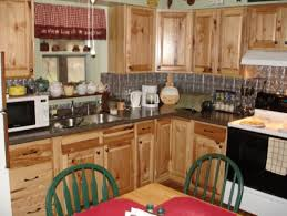 Rustic Hickory Kitchen Cabinets Noticeable Image Of Ge Kitchen Appliances Charm Kitchen Cabinets