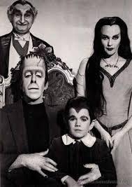 imagenes de la familia herman monster have a happy haunted halloween family tv tvs and televisions