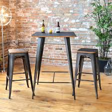 trent design pub tables bistro trent design claremont 3 pub table set finish