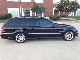 2006 mercedes e55 amg for sale 2006 mercedes e55 amg estate german cars for sale