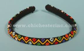 beaded headbands zulu beaded headbands from south africa