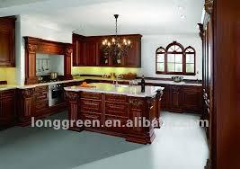 cuisine cerise 2012 nouveau produit de luxe américaine cerise armoires de cuisine