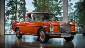 the x class isn u0027t mercedes u0027 first pickup this one is much older