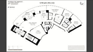 bell center floor plan porsche design tower sunny isles beach condo one sotheby u0027s
