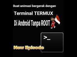 aplikasi android membuat animasi gif buat animasi bergerak gif dengan terminal termux di android tanpa