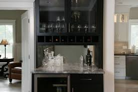 contemporary kitchen pantry and bathroom design hingham