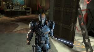 Challenge Origin Batman Arkham Origins Deathstroke Challenge Pack Trailer Comic Vine