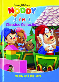 noddy classic collection 3 in 1 noddy and big ears english euro share