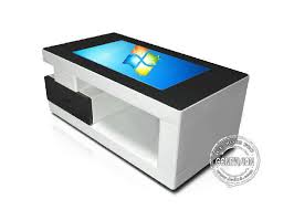 Pc Coffee Table In One Pc Waterproof Capacitive Multi Touch Table Interactive