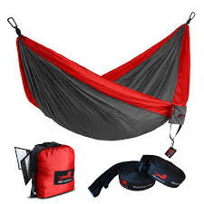 honest outfitters single u0026 double camping hammock with hammock