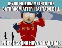 Mad Girlfriend Meme - taco bell meme compilation248