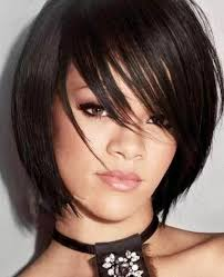 the thin hair african american short angled bob hairstyles for straight hair stacked haircuts