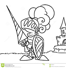 12 best pictures about cartoon knight coloring pages at