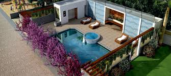 Earth Homes by Image Of Swimming Pool Of Kg Builders Earth Homes Navallur Chennai