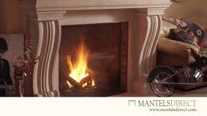 mantels direct stone fireplace mantels roi3 youtube