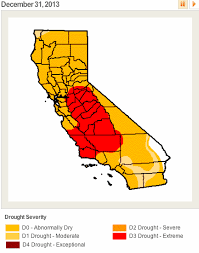 california map drought this animation shows how awful the california drought is this year
