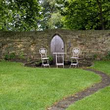 garden seating area ideas native garden design