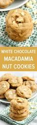 white chocolate macadamia nut cookies table for two