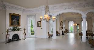 plantation homes interior design the white ballroom in the nottoway plantation mansion on the great