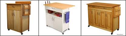folding kitchen cart archives