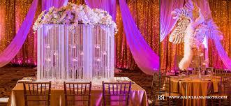 indian wedding house decorations elegance decor chicago indian wedding reception decor rahul rana