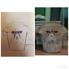 simple cat drawings album on imgur