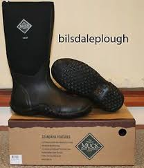 s muck boots uk sale muck boots tack black uk 4 muckboot