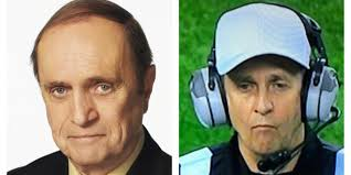 bob newhart u0027s doppelganger is a college football ref and the duck