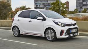 kia picanto review top gear