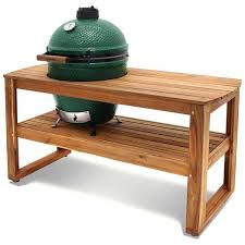 Acacia Wood Outdoor Furniture by The Big Green Egg Acacia Wood Table Shopfireside Grills